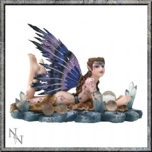 Fairy~Amara Crystal Fairy~By Folio Gothic Hippy NIS3631